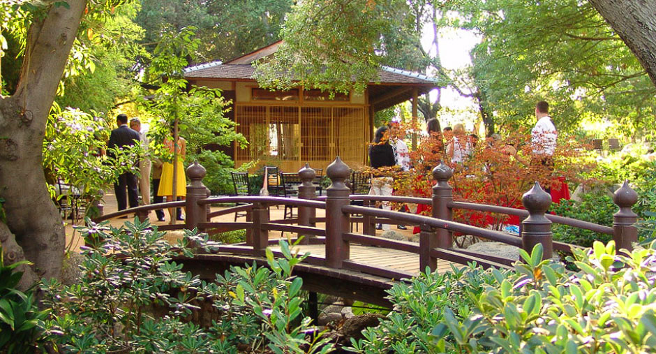 japanese garden rental wedding location special events venue pasadena southern california